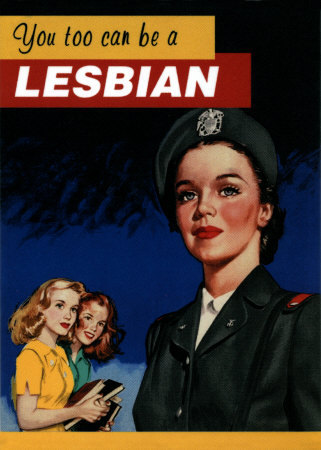 You Too Can Be A Lesbian