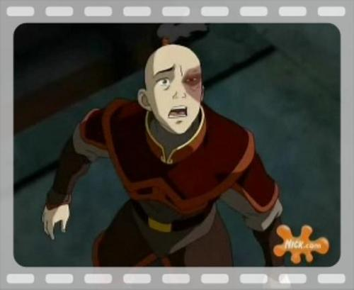 Zuko looking...err...
