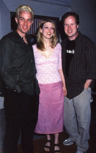james, amber and joss