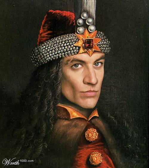 spike as vlad the impaler