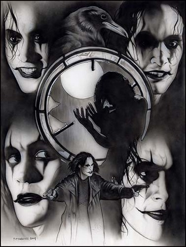 Brandon Lee The カラス