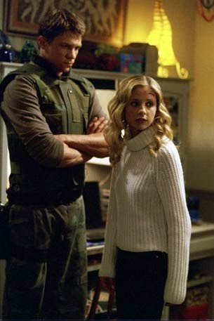 Buffy & Riley (season 4)