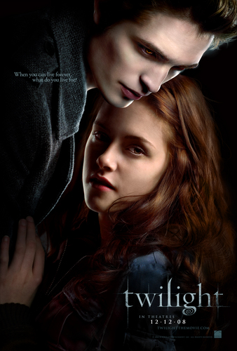 Twilight Teaser Poster