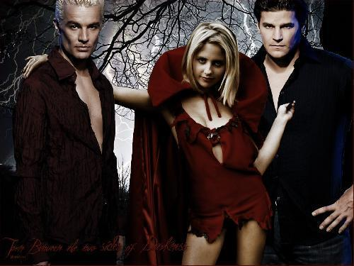 Buffy & her Bloody Lovers