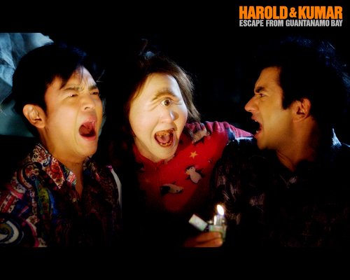 Harold and Kumar Escape From Guantanamo উপসাগর