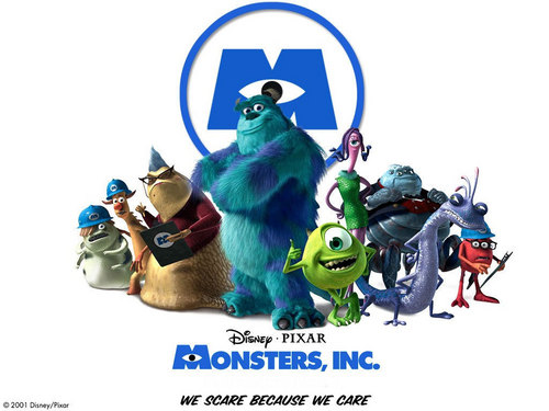 Monsters, Inc. 壁紙