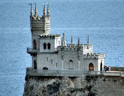 Swallow's Nest castillo