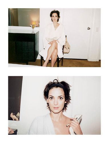 Ads with Winona Ryder