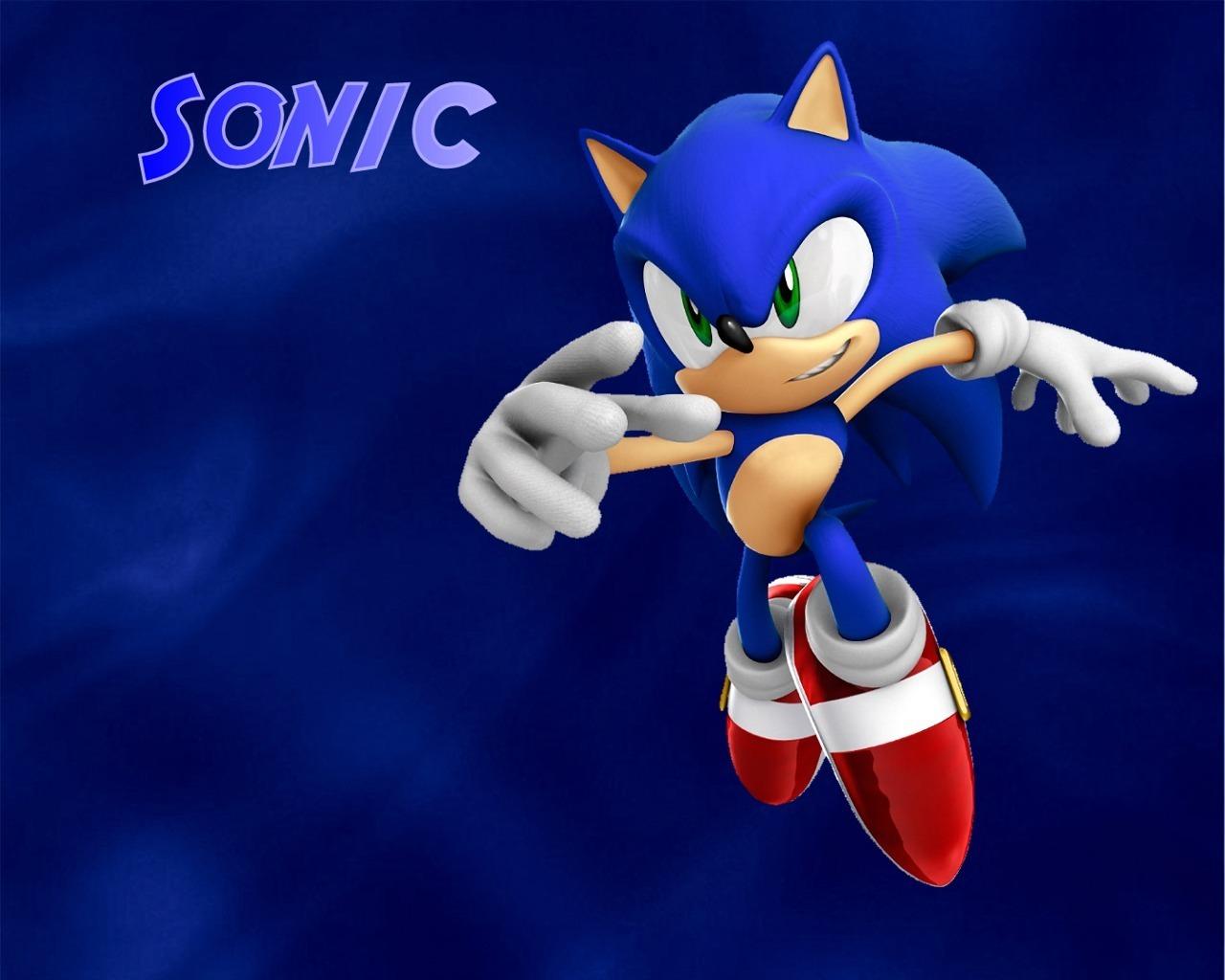 Sonic Wallpaper Sonic The Hedgehog Fan Art 1481664 Fanpop