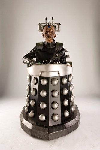 Davros in HD