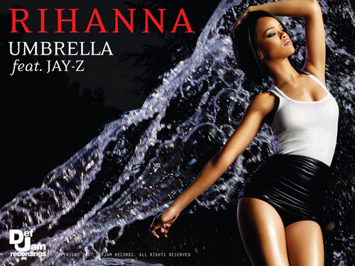 DefJam Official WallPaper Of Rihanna