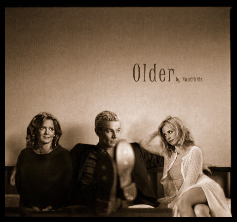 Spike, Buffy & Joyce