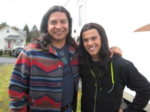 Billy and Jacob Black