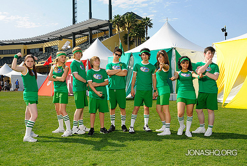 DC Games 08' Green Team