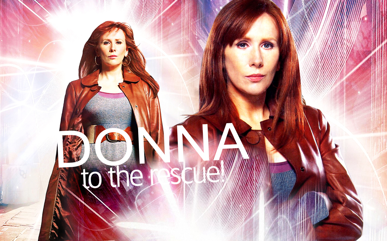 Donna Noble wallpaper