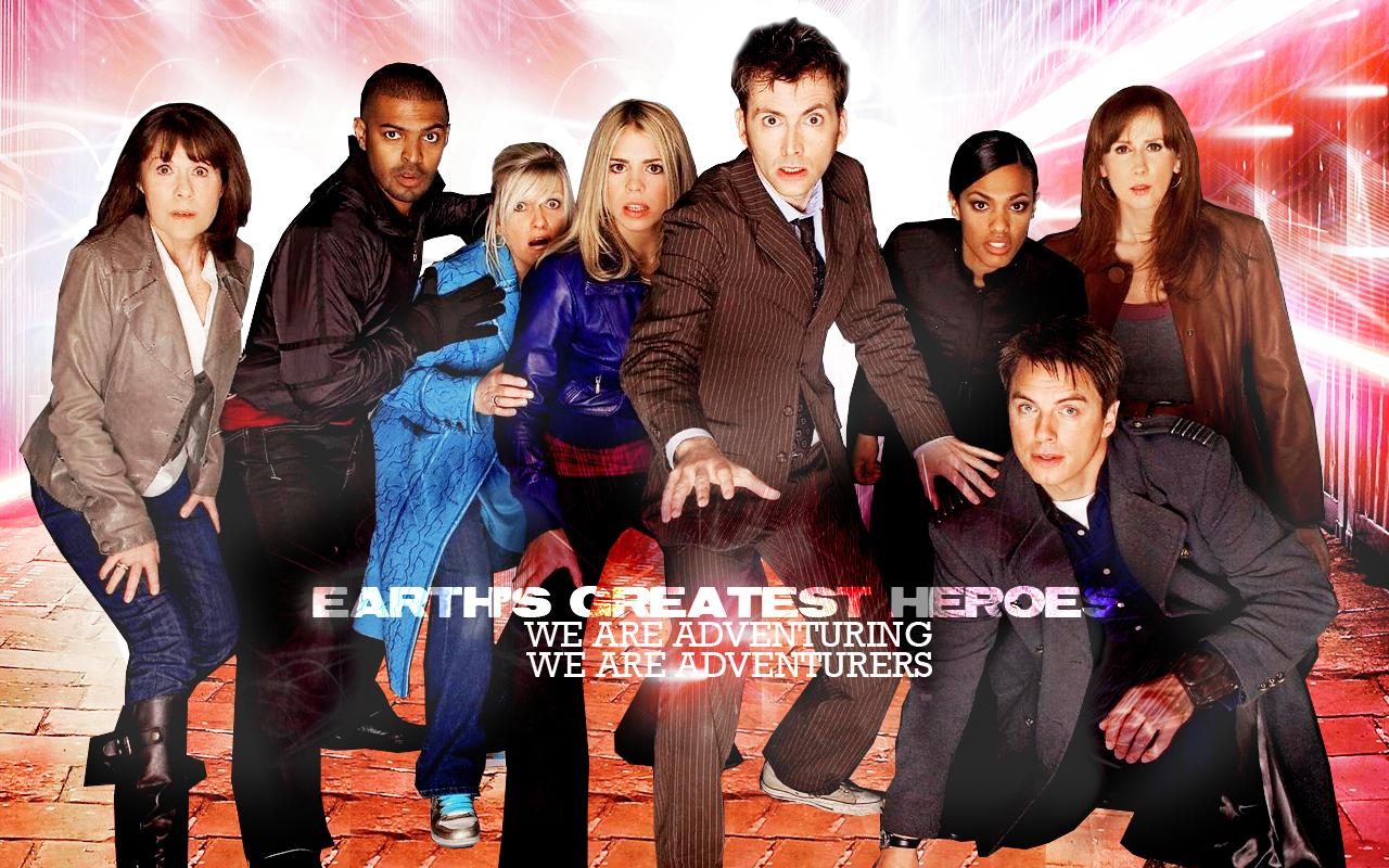 Wallpaper Doctor Who Wallpaper