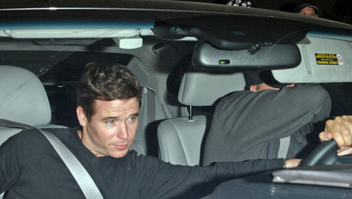 Kevin Connolly and Leonardo DiCaprio Exit the club scene