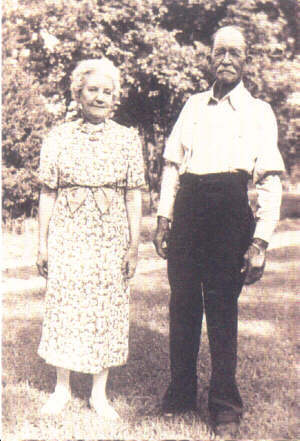Laura and Almanzo 1940