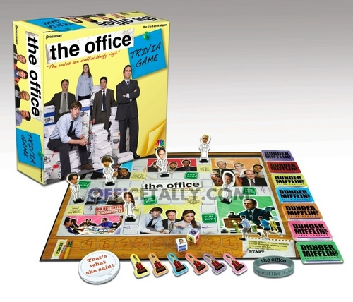 The Office Trivia Board Game
