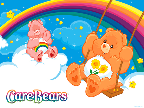Care Bears fond d'écran