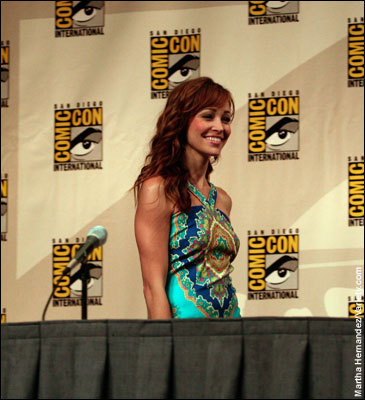 Comic-Con 2008 - Autumn Reeser