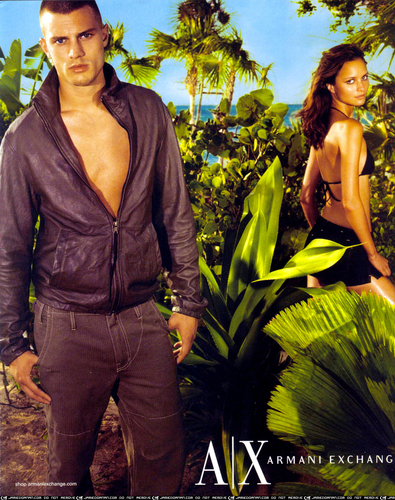 Armani Exchange Spring/Summer 2005