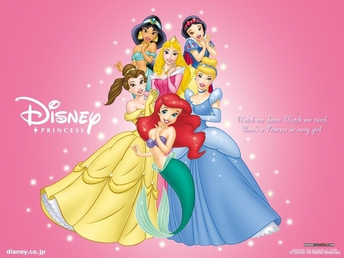 Walt Disney Wallpapers - Disney Princesses