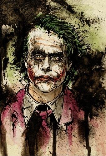 Joker...Why so Serious :-D