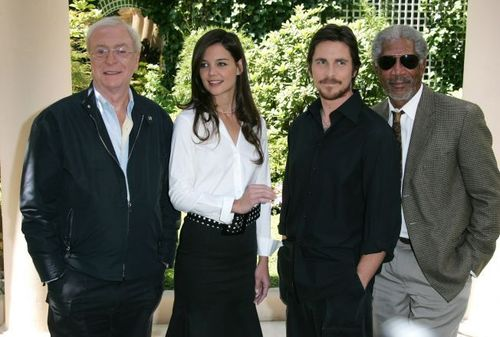Michael Caine Batman Begins Cast
