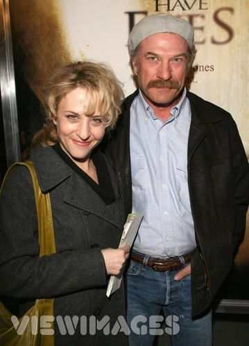 Ted Levine and Bitty Shram crush