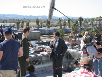 The Office Behind-the-Scenes