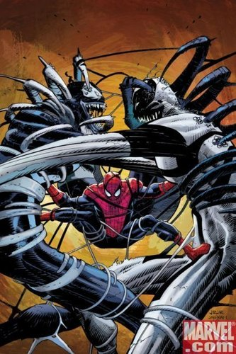 Venom (Mac Gargan) vs. Anti-Venom