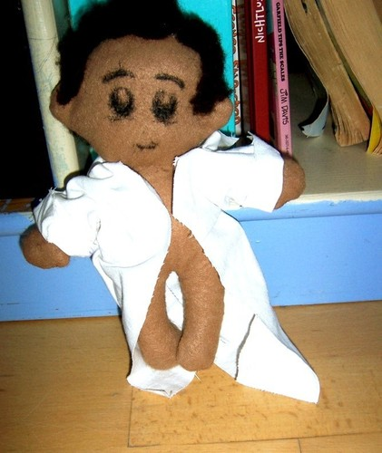 my Kutner doll <3