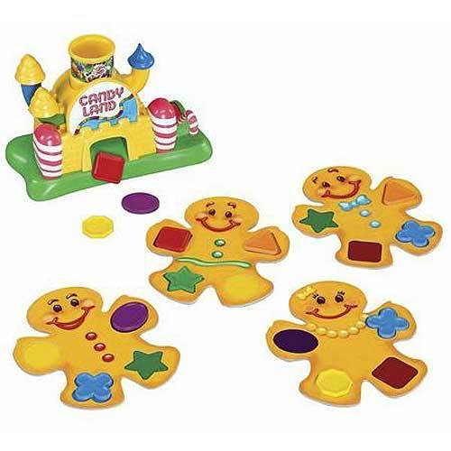 Candy Land Castle Game