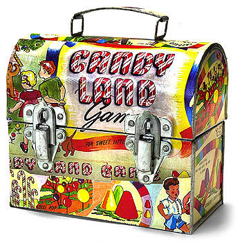 permen Land Lunch box