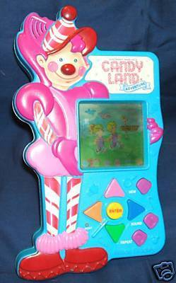 Handheld Candy Land Game