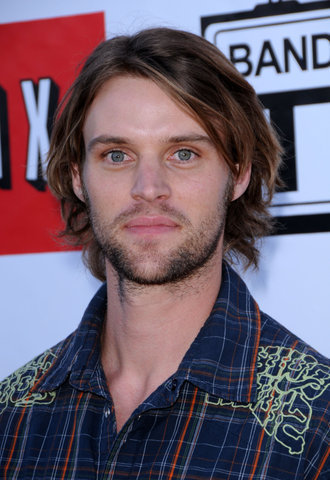 Jesse Spencer at Netflix