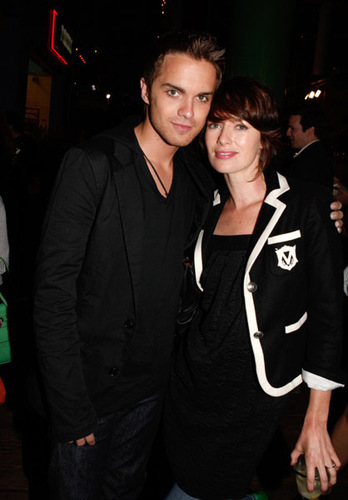 Lena and Thomas Dekker