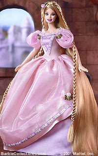 Barbie as Princess