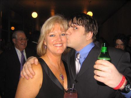 Jimmy & April Margera