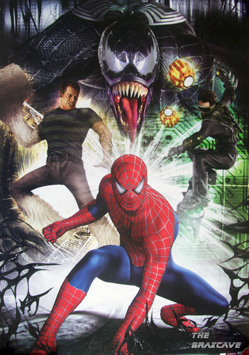 Spider-Man 3 Villains