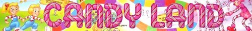 Candy Land Banner