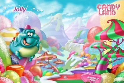Candy Land Jolly