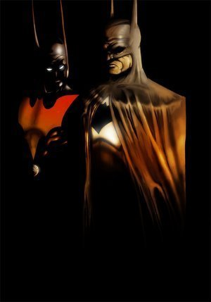Batman and Batman beyond realistic