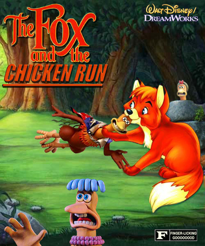 fox and the chicken run