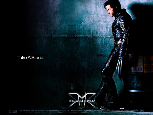 wolveine hugh jackman X3 wallpaper