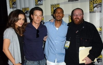2008 Comic-Con Convention - দিন 1