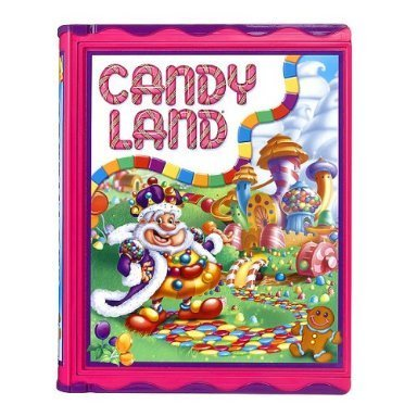 Candy Land Book
