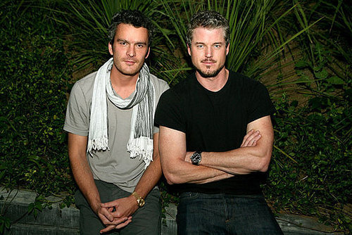 Eric Dane & Balthazar Getty