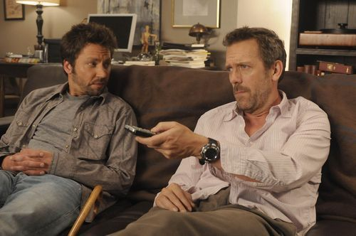 House and PI Lucas 5X03 Adverse Events